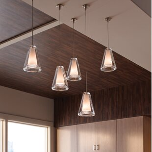 Billow Monopoint 1-Light Cone Pendant by Tech Lighting