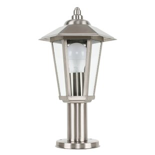 Stacey 1 Light Pedestal Light By Marlow Home Co.