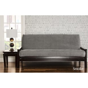 Brooks Box Cushion Futon Slipcover