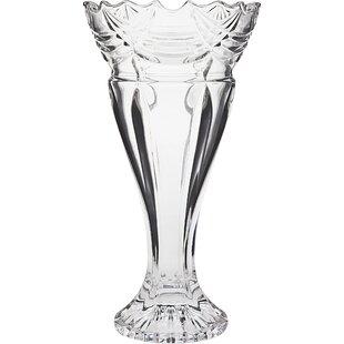 Espirit Crystal Table Vase