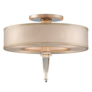 Harlow 8-Light Semi-Flush Mount by Corbett Lighting