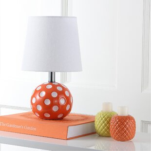 Read Reviews Circle Back 14.5'' Table Lamp By Birch Lane Kids™