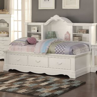 Satchell Bed with Bookcase and Drawers