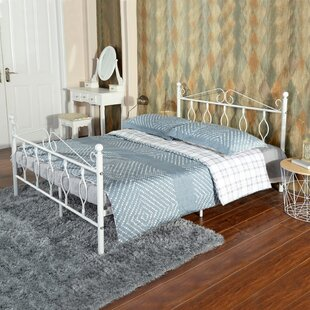 Brainard Double (4'6) Bed Frame By Brambly Cottage
