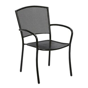 Woodard Albion Stacking Patio Dining Chair