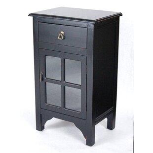 Heather Ann Creations 1 Door Accent Cabinet