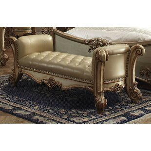 Ryles Upholstered Bench by Astoria Grand