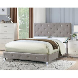 Senath Upholstered Platform Bed