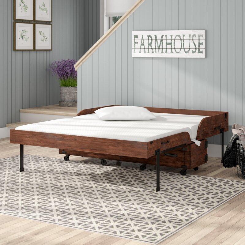 Gracie Oaks Oradell Queen Storage Murphy Bed with Mattress   Wayfair