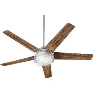 60 Polizzi 5 Blade Outdoor LED Ceiling Fan