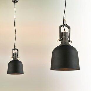 17 Stories Jacinta 1-Light Bell Pendant