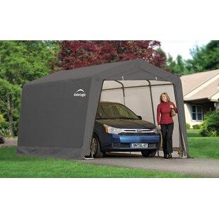 3m X 6.1m Peak Style Auto Shelter Tent By ShelterLogic