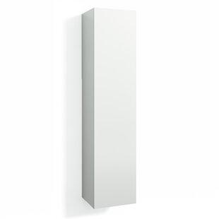Pringle 40 X 172cm Wall Mounted Tall Bathroom Cabinet By Ebern Designs