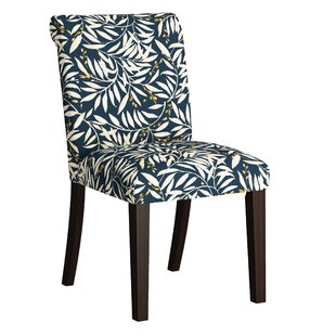 Brayden Studio Palazzolo Rolled Back Upholstered Dining Chair