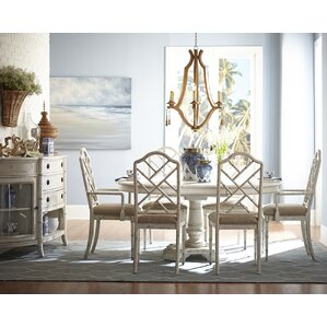 Harrouda 7 Piece Dining Set by World Menagerie