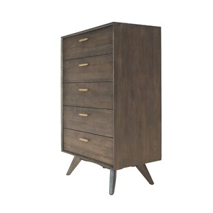 Lise 5 Drawer Standard Dresser by Corrigan Studio Cheap