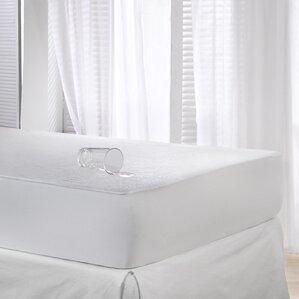 Cotton Terry Waterproof Mattress Protector by Linen Depot Direct