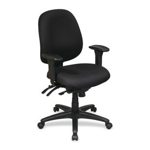 High-Performance Ergonomic Task Chair by Lorell Reviews