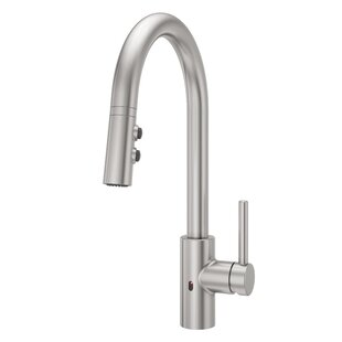 Stellen Pull Down Touchless Single Handle Kitchen Faucet