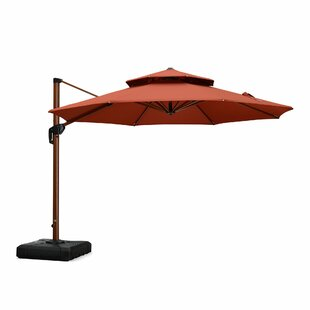Diggs  3.3m Cantilever Parasol By Freeport Park