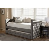 Gerde Twin Daybed with Trundle by Rosdorf Park