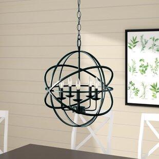 Hankinson 5-Light Globe Ch..