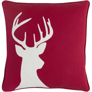 Deer Antler Pillow | Wayfair