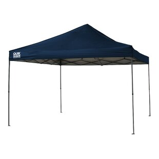 QuikShade Quik Shade 12 Ft. W x 12 Ft. D Steel Pop-Up Canopy