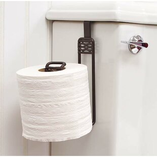 Tank Mounted Toilet Paper Holders Youll Love Wayfair