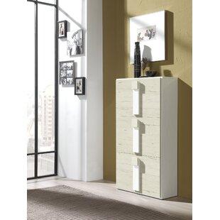 Quebec 18 Pair Shoe Storage Cabinet By Ebern Designs