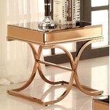 Edwige End Table by Willa Arlo Interiors