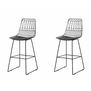 Bromsgrove Metal 30 Bar Stool (Set of 2) by Brayden Studio