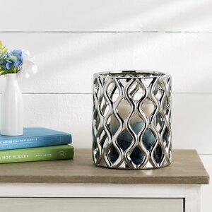 Narragansett Pierced Vase