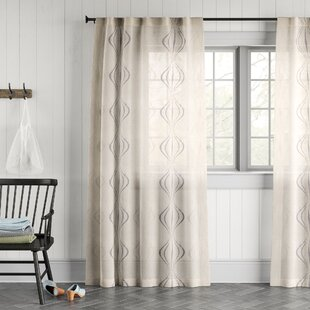 Farmhouse Rustic Curtains Drapes Birch Lane