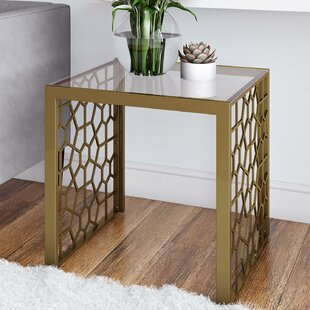 Juliette End Table by Cosm..