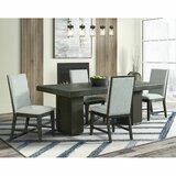 Nieto 5 Piece Extendable Solid Wood Dining Set by Brayden Studio®