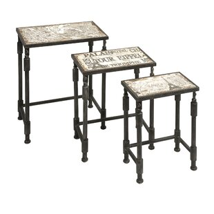 Bessie 3 Piece Nesting Tables ..