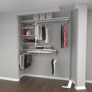 Arrange A Space 76 W - 92 W Closet System By Orginnovations Inc