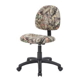 Mossy Oak Licensed Brand Task Chair