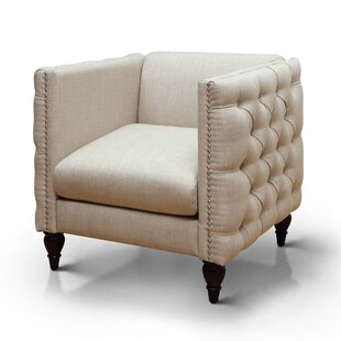 Alcott Hill Soderville Contemporary Armchair