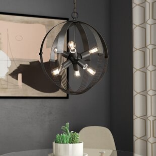 Branscome 6-Light Sputnik Chandelier by Brayden Studio