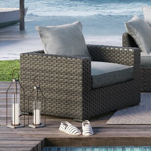 Ivy Bronx Luellen Patio Chair with Cushions