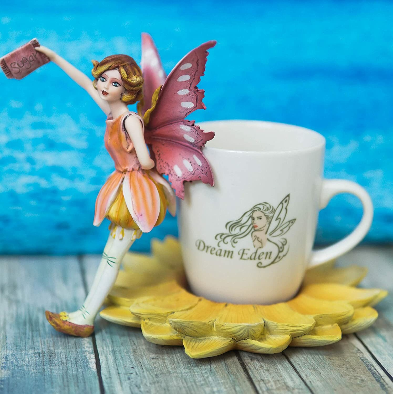 Red Barrel Studio Tarrade 3 Piece Coffee Mug Saucer Set Wayfair