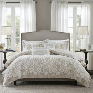 Suzanna 100% Cotton Comforter Set by Harbor House