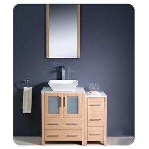83 Inch Bathroom Vanity vessel sink vanities you'll love | wayfair