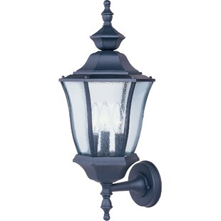 Coupon Jessamine 3-Light Outdoor Sconce By Darby Home Co