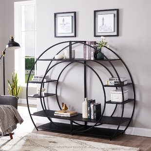 Price comparison Coffield Circle Entertainment Center for TVs up to 42 by Ebern Designs Reviews (2019) & Buyer's Guide