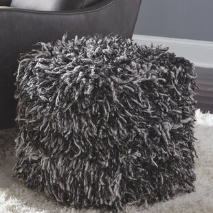 Burkhardt Pouf by Wrought Stud..