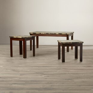 Affordable Valholl 3 Piece Coffee Table Set By Red Barrel Studio