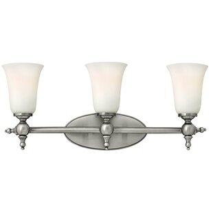 Hinkley Lighting Yorktown 3-Light Vanity Light